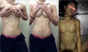 ★5 FC2コンテンツマーケットアダルト から スレンダー腹筋女子はたまらない巨乳。しかもイキやすい体質です。。。